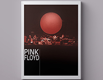 Pink Floyd Biography: Editorial Graphic Design
