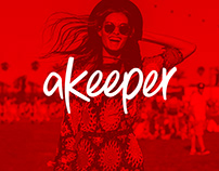 Akeeper - Dating app