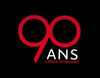 90th Anniversary Citroën