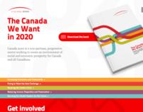 Canada 2020 - The Book