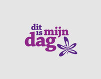 Logo Yunomi / Dit Is Mijn Dag Logo Identity Design