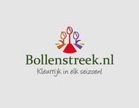 Bollenstreek.nl Business Portal Website Logo Design