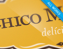CHICO MINEIRO All Works
