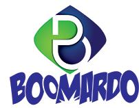Boomardo Label Design