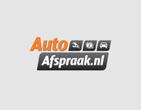 A2SP Autoafspraak.nl Logo Ontwerp / Identity Design