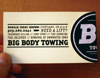 Big Body Towing