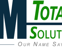 CRM Total Solutions Logo and Graphics (Vector)