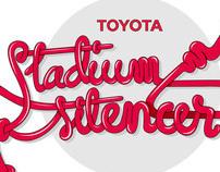 Toyota - Silent Stadium