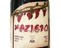 Wine Label Design Contest - Maziero, Jundiaí - Winner