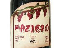 Wine Label Design Contest - Maziero, Jundiaí - Winner