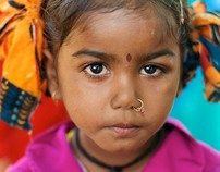 Street Children Charity, India.
