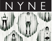 Nyne look book poster