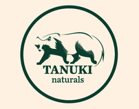 Tanuki Naturals: Natural Pet Supplies Packaging