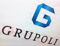Grupoli - Branding