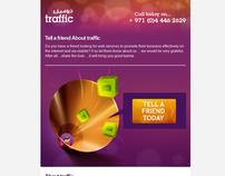 Email Designs Portfolio