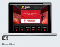 IT Innovation Club Project (IBM Romania)