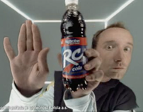 RC Cola - Big Brother sponzoring - TV
