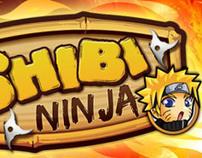 [ CHIBI NINJA ] game logo