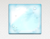 Ice and froze tiles (Assets sets #1) for mobile game.