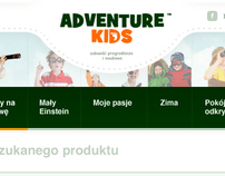 Adventure Kids Layout
