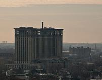 Detroit January 2012