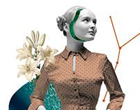 Horóscopo Revista Fucsia - Collage