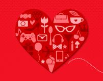 Falabella Valentine's Day - Propuesta