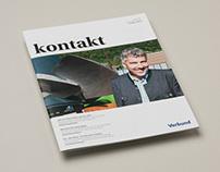 Verbund employee magazine