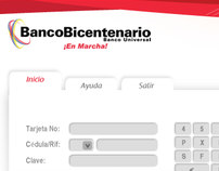 Banco Bicentenario Banca en Línea