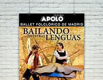 Ballet Folclórico de Madrid - Bailando nuestras lenguas