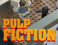 Pulp Fiction — Lego version