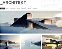 Architekt Free WordPress Theme