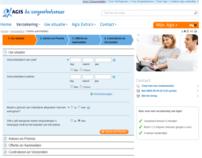 Online aanmelden Agis