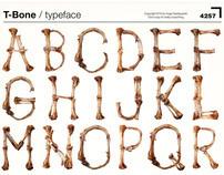T-BONE / TYPEFACE