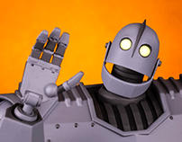 Mondo Mecha Iron Giant