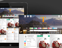 myTrends Web App