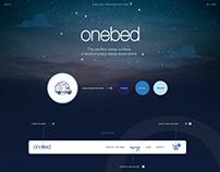 Onebed. Sleep surface