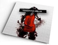 Terrifico Oblio (rock band cd art)