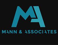 Mann & Associates Branding