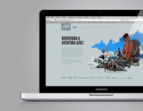 Aventura Azul | Website