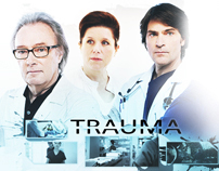 Trauma: Season 2 - DVD & Packaging