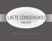 Latte Condensato - Font -2012