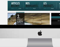 PEUGEOT // Webdesign