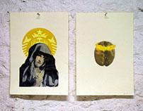 """""""The Virgin Macchiato"""" & """"Coffee Christ"""""""