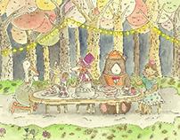 Midnight Tea Party