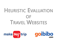 Heuristic Evaluation of websites