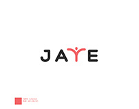 Logo for a Social Mobile Application called JAYE