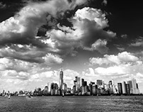 New York City Black & White