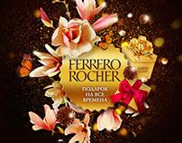 Ferrero Rocher. Spring concept key visual