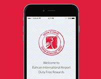 Airport Loyalty Programme app